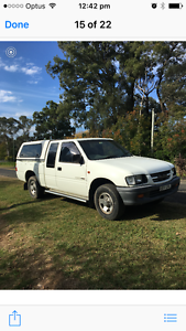 1998 Holden Rodeo Ute Werrington County Penrith Area Preview