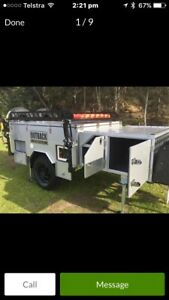 2016 OFFROAD ULTIMATE LX OUTBACK SERIES SLIDE OUT CAMPER TRAILER