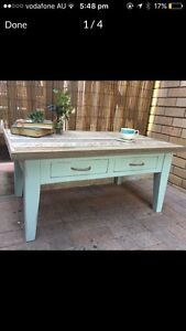Coastal coffee table Elanora Heights Pittwater Area Preview
