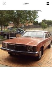 Hj holden station wagon Keilor Downs Brimbank Area Preview