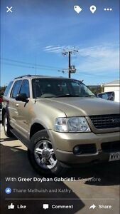 Ford explorer Hillbank Playford Area Preview