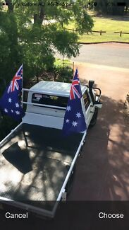Landcruiser ute 75  series 1996 in great condition Morley Bayswater Area Preview