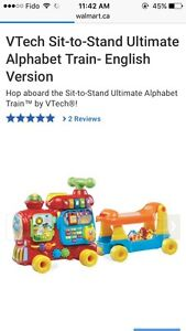 Looking for this vtech ride on train