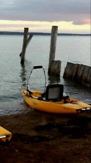 Hobie kayak Meadow Heights Hume Area Preview