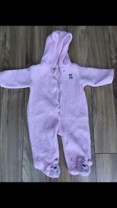Carters 6 month fall/spring suit
