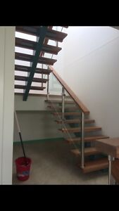 Steel stair fabrication /welding Varsity Lakes Gold Coast South Preview
