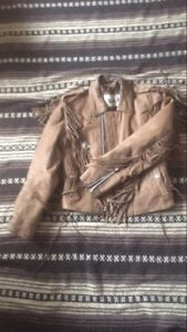Vintage Open Road for Wilson's leather jacket