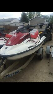 2008 sea doo gti 130 and 155