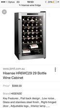 Wine fridge 29 bottles Trigg Stirling Area Preview
