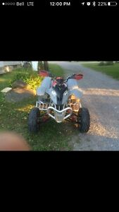 500 Polaris ATV