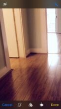 Blackbutt laminated flooring 12 metres square 12 mm thick Canada Bay Canada Bay Area Preview