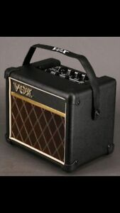 Vox amp made in England mint