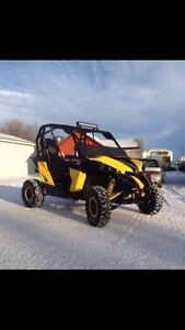 2013 can am maverick 1000 xrs side by side