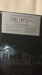 Final Fantasy 15 Collectors Edition Guide