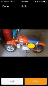 Wanted Honda z50r 79-99