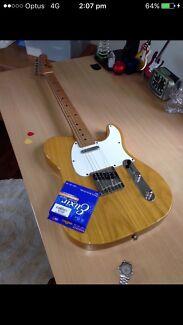 G&L Japan ASAT Classic Telecaster Guitar