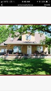 Acreage for sale just two miles north of Dauphin MB