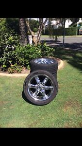 4 x Rims and Wheels Scarborough Redcliffe Area Preview