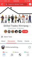 Skilled trades Winnipeg