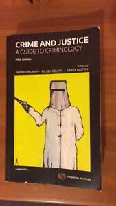 Crime and Justice: A guide to criminology (5th edition) Kwinana Town Centre Kwinana Area Preview
