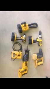 Dewalt tool bundle Shepparton Shepparton City Preview