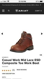 ISOAriat work boot