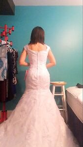 NEW Mermaid wedding dress