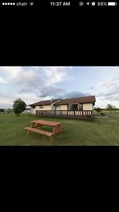 Chestermere Acreage For Rent! Available July 1st.
