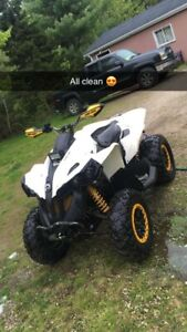 Can Am Renegade xxc 1000