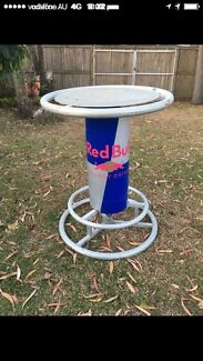 Man cave bar table other furniture gumtree australia gold coast redbull bar table man cave beer vodka bourbon watchthetrailerfo