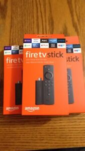 Firestick Amazon Fire TV Stick with Alexa Voice Remote live tv
