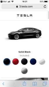 Tesla Model 3 slot/ Ready to order!