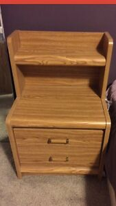 Dresser and 2 night stands