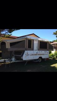 *****2007 JAYCO EAGLE CAMPER  Bateau Bay Wyong Area Preview
