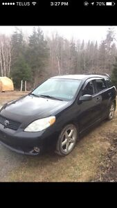 Looking for a transmission for a 2005 toyota matrix
