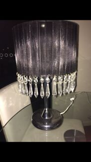 $40 matching bedside table lamps  Bilinga Gold Coast South Preview