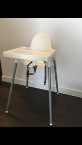 High chair - from IKEA