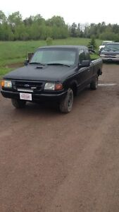 96 ford ranger xlt 5 speed