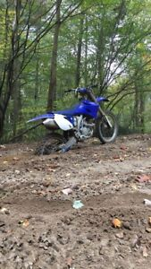07 yz250f trade for a 450
