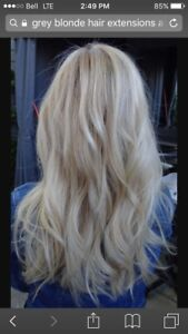 Hair extensions sale available mobile  service