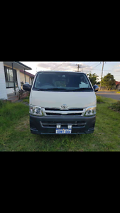 toyota hiace Fairfield Heights Fairfield Area Preview