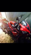 Honda motorcycle Cowaramup Margaret River Area Preview