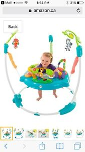 Fisher Price Jumperoo like new condition