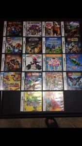 Selling ds bundle system and games
