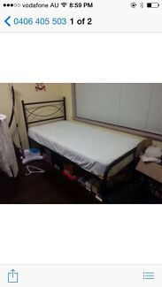 Single bed + mattress Marrickville Marrickville Area Preview
