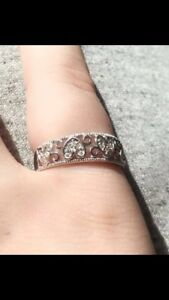 Barely Worn Promise Ring