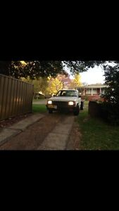 94 ford courier Kearsley Cessnock Area Preview
