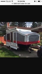 Trade Jayco tent trailer for ATV $4000-4500 or best offer