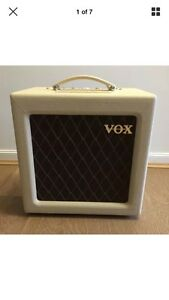 Vox Class A Tube Amplifier AC4TV 1x10 Fairfield Fairfield Area Preview