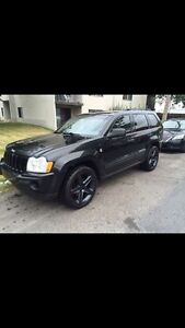 jeep grand cherokee 2005 6000$négo